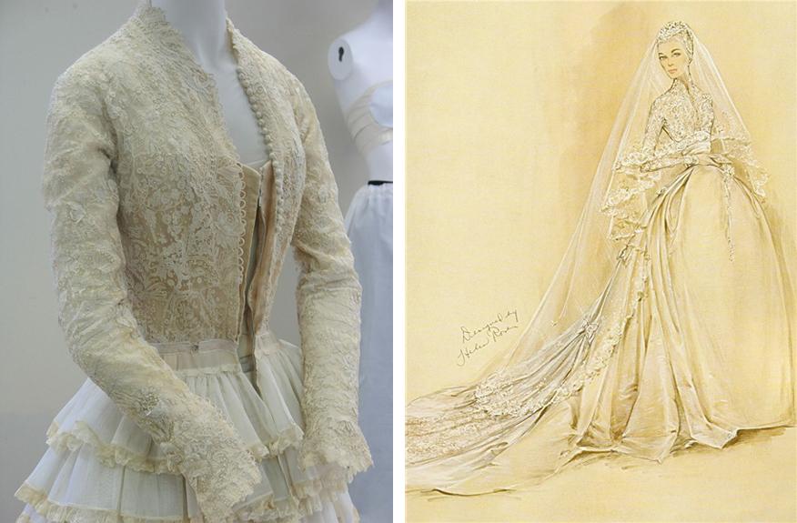 The greatest royal wedding dresses  MSN