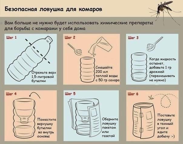 Ловушка для комаров