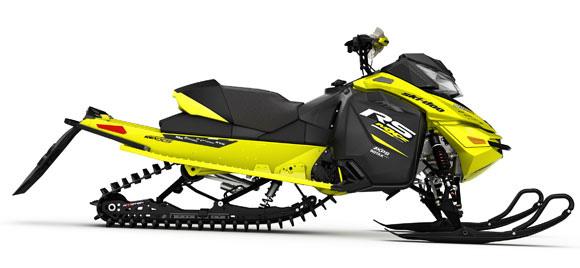 Ski-Doo: MXZ X 600RS обновлён - Фото 1
