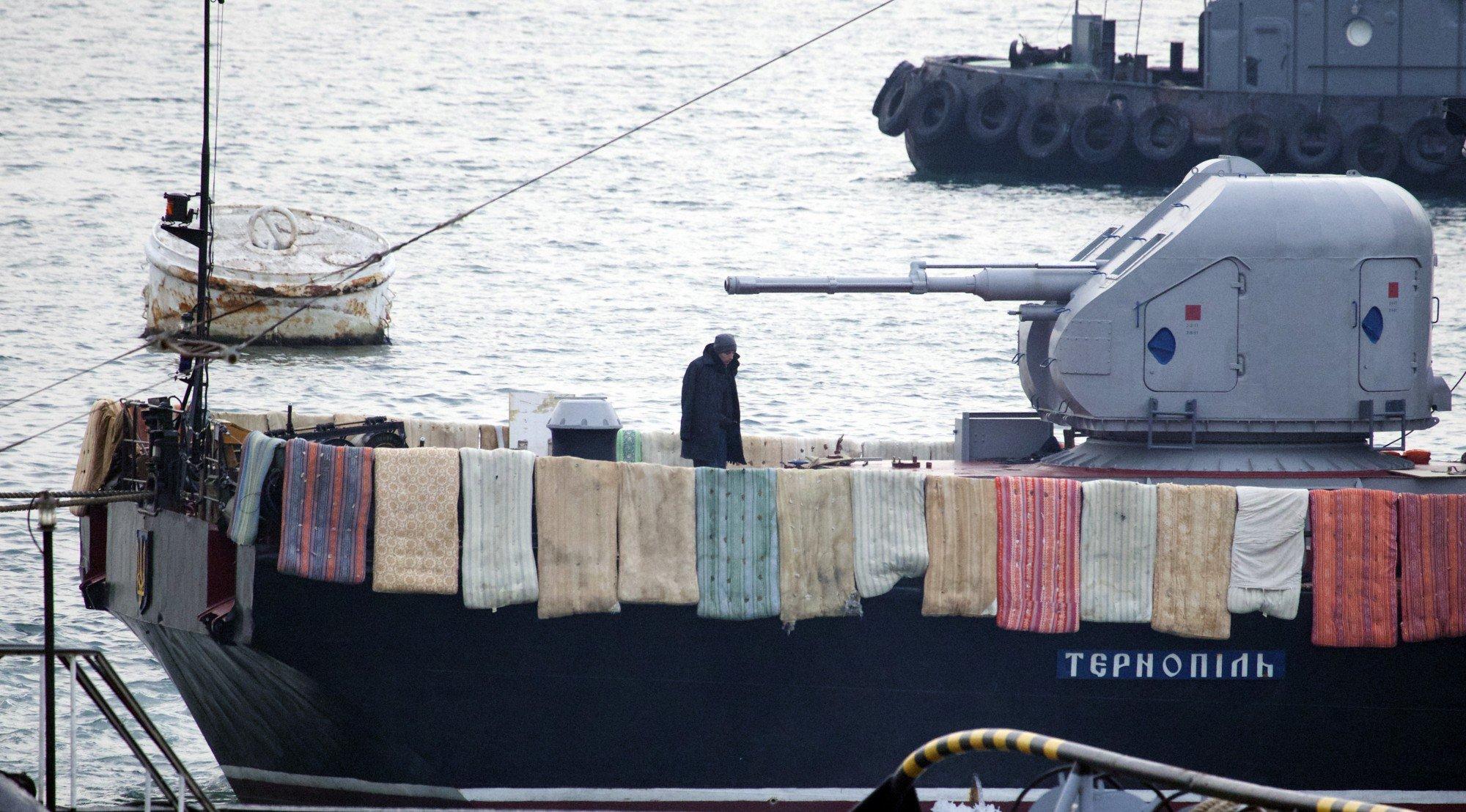 В НАТО пообещали военно-морскую поддержку Киеву в борьбе за Чёрное море