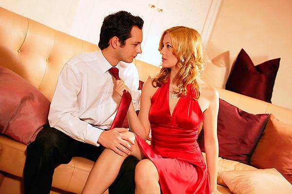Сексуальная озабоченность мужчин предсказуема