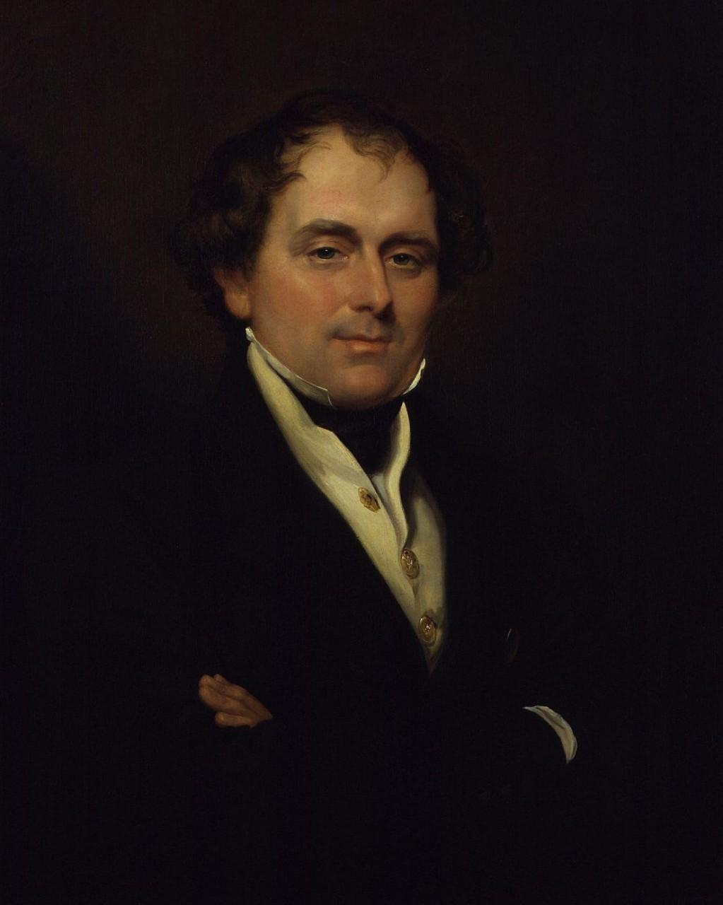 Английский художник Джордж Хейтер (1792-1871)