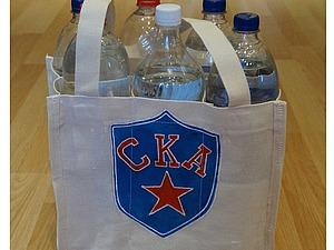 Шьем удобную сумку на 6 бутылок
