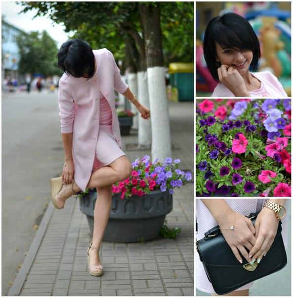 Хорошо быть девушкой в розовом пальто. Можно и не в розовом, но уже не то!