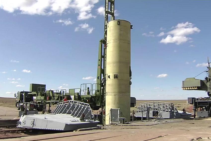 Новая ракета системы ПРО сможет выдержать перегрузку до 200g
