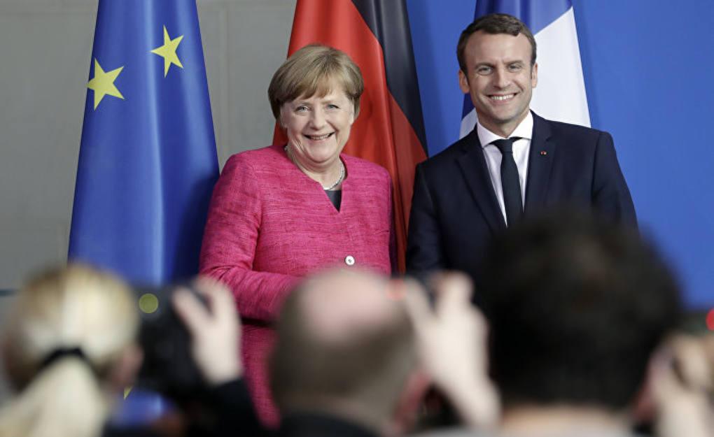 У Меркель нет детей. У Макрона нет детей. У Юнкера нет детей. Разве не говорит этот факт кое-что о европейских руководителях и вере в будущее?