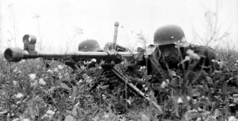 Противотанковые средства немецкой пехоты (часть 1)