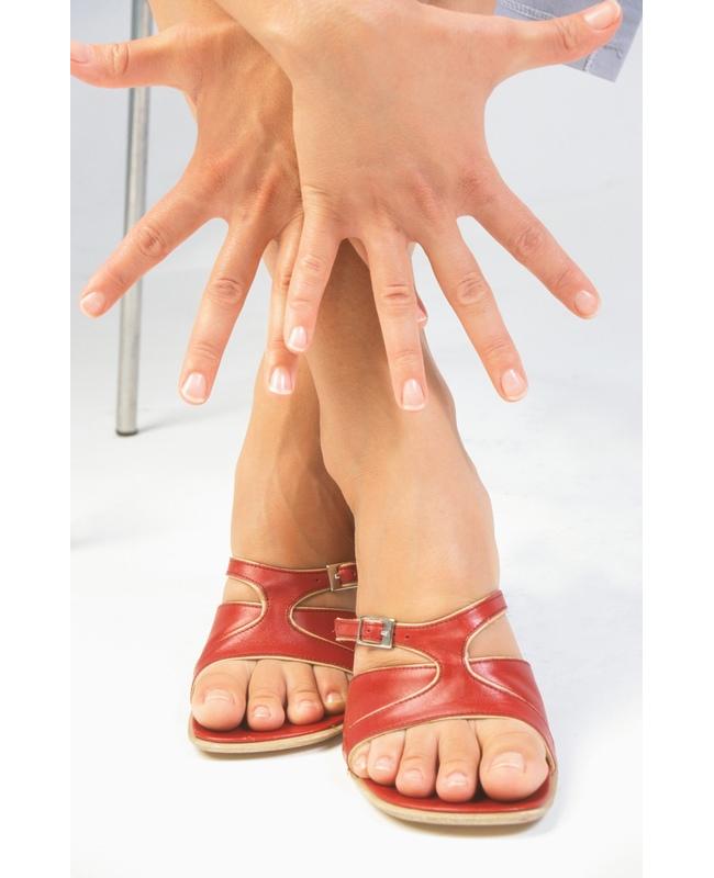 Лечение грибка ногтей народными способами