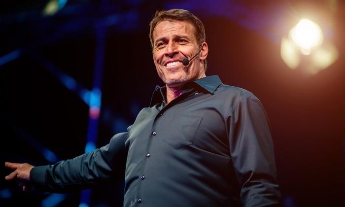 Тони Роббинс: Смените ожидания на благодарность и ваш мир мгновенно изменится