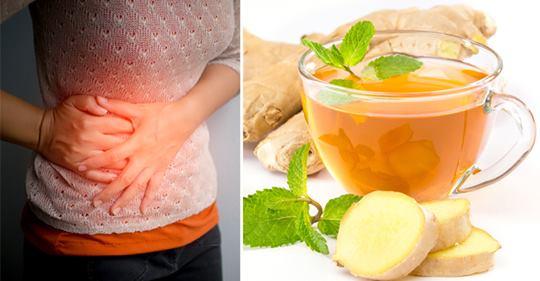 Домашнее очищение кишечника с 4 ингредиентами