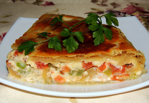 Заливные пироги с капустой, картошкой, на кефире, и в мультиварке. Лучшие рецепты заливных пирогов