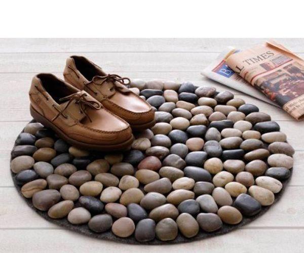 Идеи декора из камней