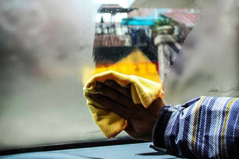 Чтобы стекла не потели, надо не только меньше пить