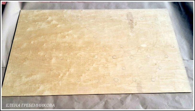 лист фанеры