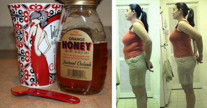 Мед и корица – вместе эти два ингредиента сотворят чудеса с вашей талией