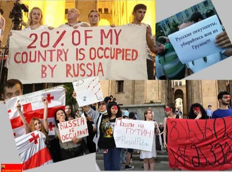 Немного фактов русской оккуп…