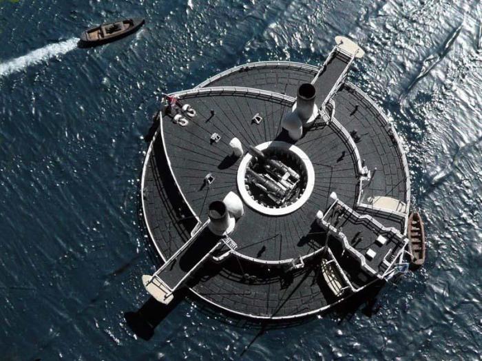 История создания круглых броненосцев для Черного моря