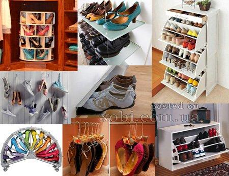 Интересные идеи своими руками обувь