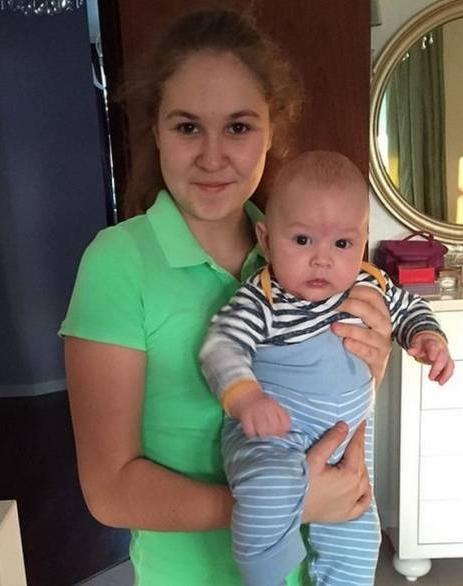 Василиса Володина в целях безопасности опубликовала фотографии детей
