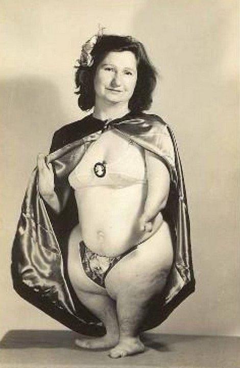 Рут Дэвис (Ruth Davis), девушка – пингвин. «Цирк уродов»: Страшное зрелище (фото)