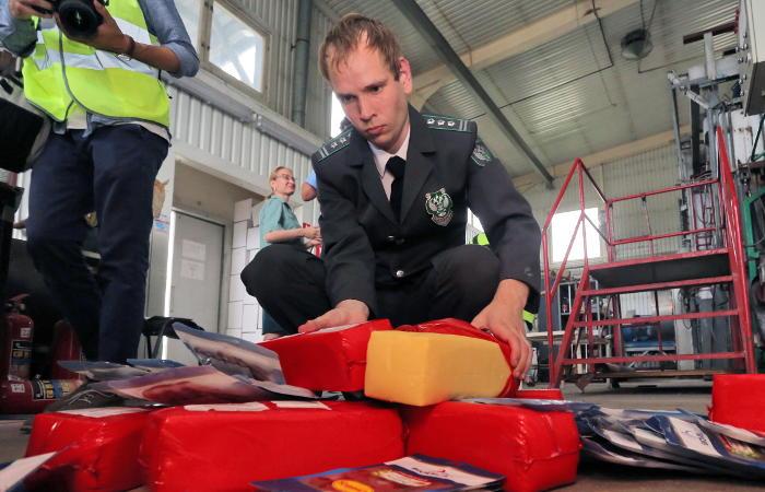 Россельхознадзор отчитался об уничтожении санкционной продукции за два года