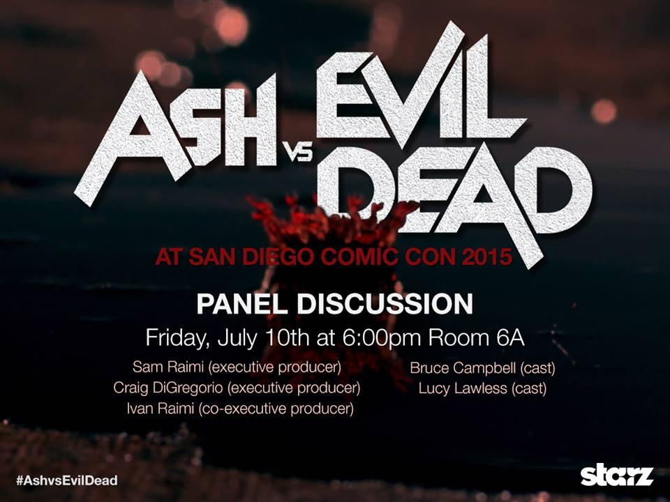Ash vs Evil Dead (Official Trailer)