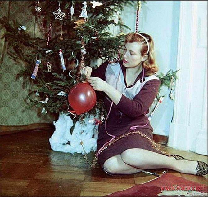 Предлагаю вспомнить как мы готовились к Новому году во времена СССР