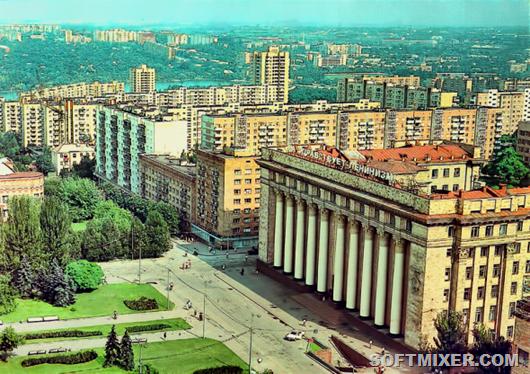 Донецк 1989 года