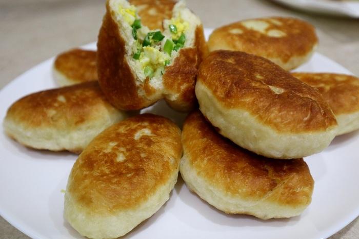 Пирожки с зеленым луком и яйцом Пирожок, Видео рецепт, Видео, Кулинария, Рецепт, Лук, Яйца