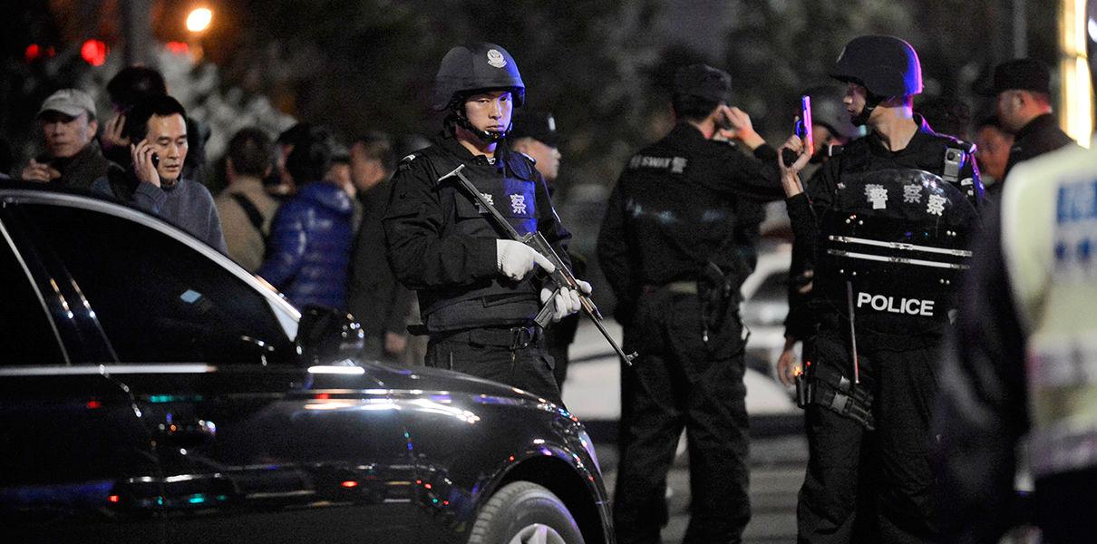 ИИ наполовину снизил число краж и грабежей в Шэньчжэне