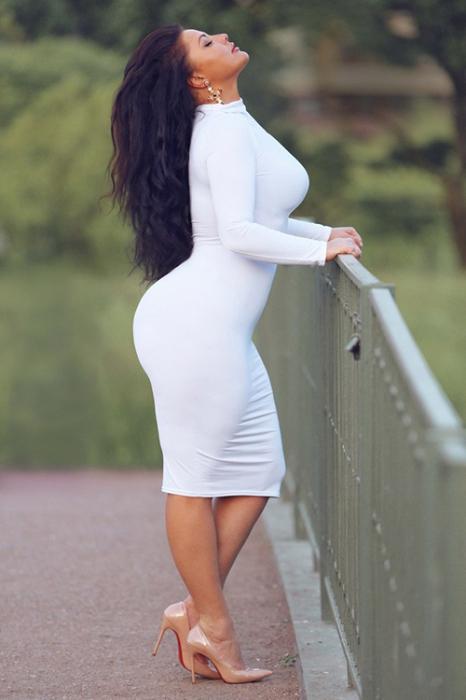 Юлия Лаврова: «Я вешу 86 кг, и я успешная модель»