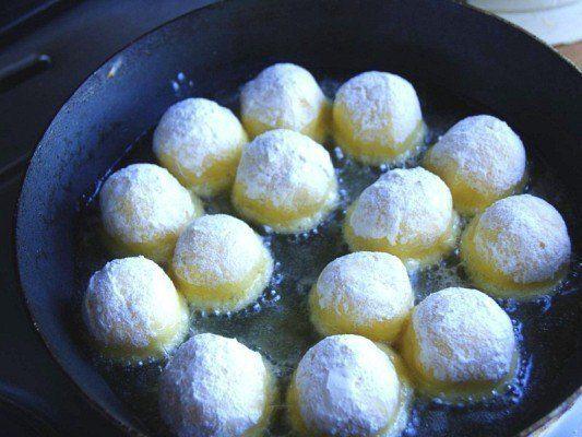 рецепт жареных шариков фото