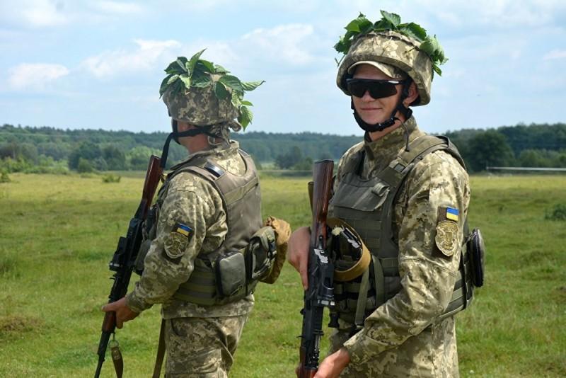 Украина пообещала утопить Россию в крови