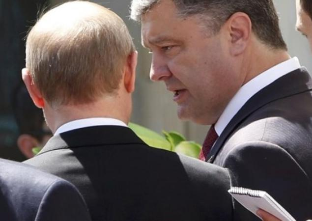 Forbes: Порошенко предложил Путину забрать Донбасс