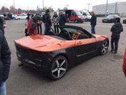 Новость на Newsland: В России выпустили автомобиль