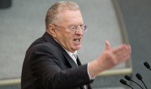 Жириновский рассмешил Госдуму