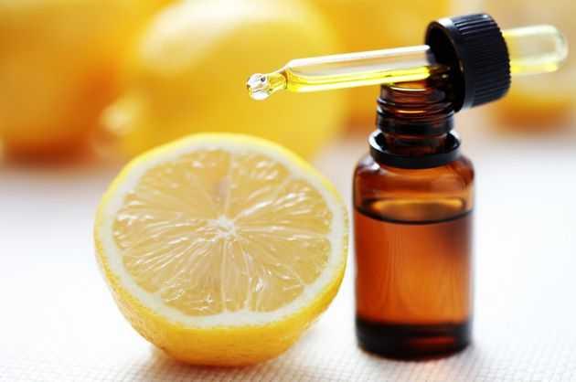эфирное масло лимона для тонуса кожи