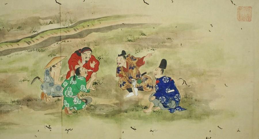 Битва пукающих японцев