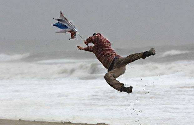 Основные ветра разной силы, которые надо знать