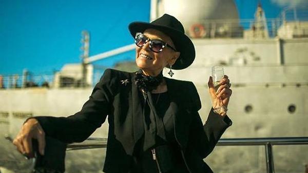 78-летняя Светлана Светлична…