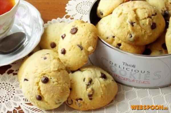 Печенье с апельсином рецепт пошагово
