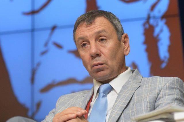 Марков: американские офицеры могут оказаться на скамье подсудимых в Донецке