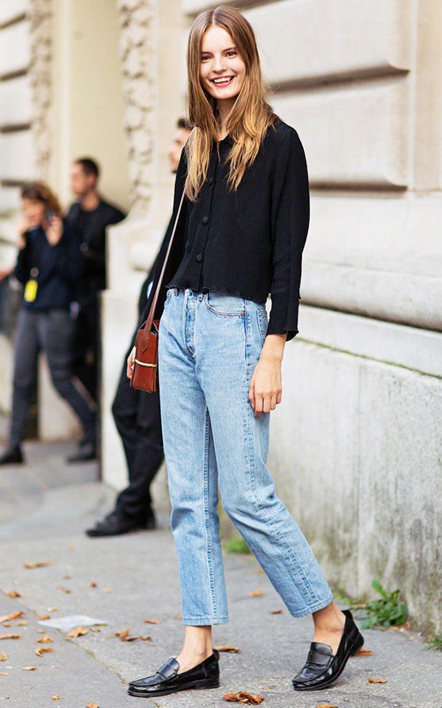 Как носить джинсы на каждый день