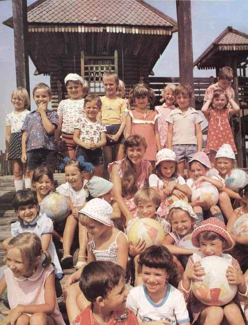 Сочинения современных российских школьников об СССР. Избранные отрывки
