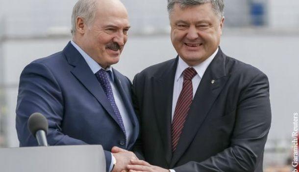 С кем ты, Батька? Лукашенко …