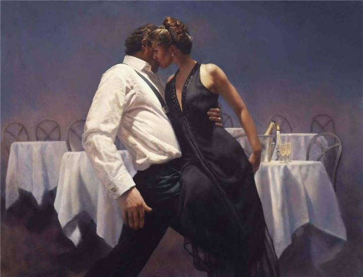 Эмоции и танцы Хэмиша Блекли
