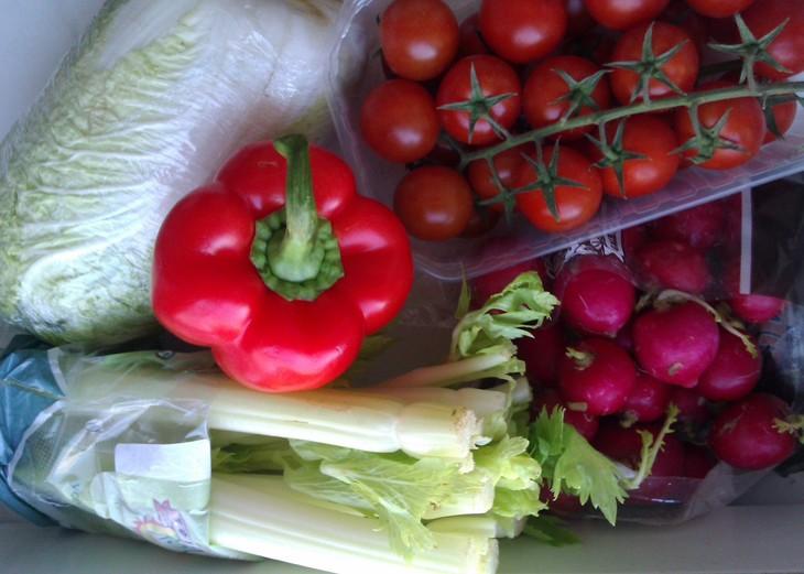 «Зимние овощи» или как сохранить фигуру