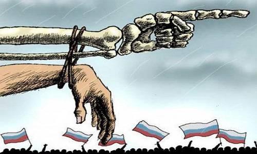 Если на смену Путину не придет новый герой – растерзанной России крышка