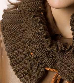 Оригинальный шарф - трансформер