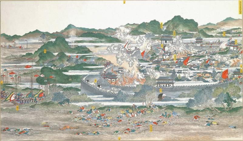 Небесное государство в Китае. Часть 1